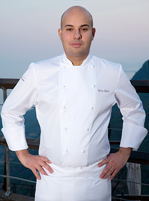 Executive Chef Matteo Maenza