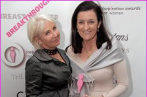 Top honour for Noella Gabriel at Inspiration Awards for Women in London