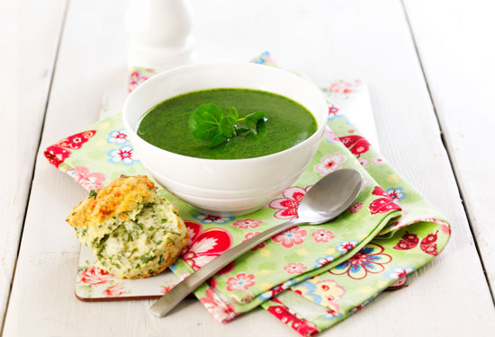 How to lose weight with the watercress soup diet