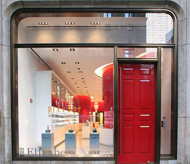 New York: Elizabeth Arden's Red Door spa