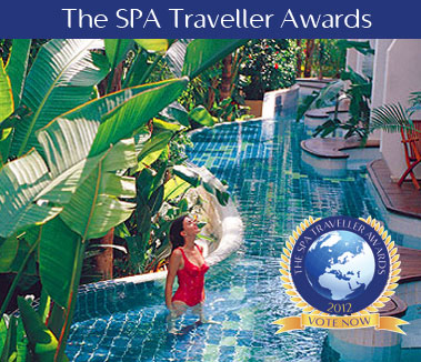 The SPA Traveller Awards 2012