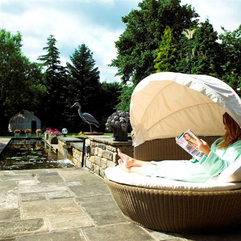 A country garden spa that leaves you in the Pink!