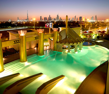 Focus on Dubai: Spa Resorts
