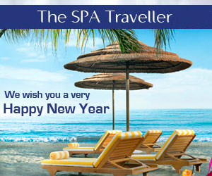 Happy New Year from The SPA Traveller