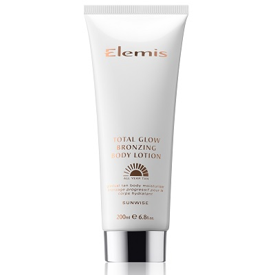 WIN Total Glow Bronzing Body Lotions from Elemis
