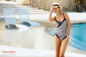 New season swimwear for spas