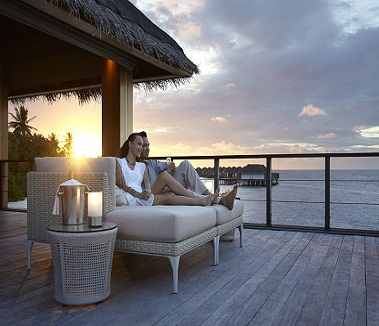 Couples and Spa Getaways in the Maldives
