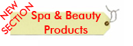 Spa & Beauty Products