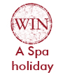 WIN with The Spa Traveller