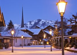A guide to spa and ski in Gstaad